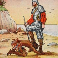 Yıllarca Çocuk Kitabı Diye Okuduğumuz Robinson Crusoe'nun Altında Yatan Gerçekler