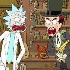 En Sahici Hüzünlerin Dizisi Rick and Morty'deki En İyi Konuk Sanatçı Performansları