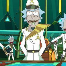 Rick and Morty'nin Prodüksiyon Sürecine Dair Fazla Bilinmeyen Detaylar