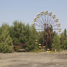Çernobil Faciası Sonrası Boşaltılan Hayalet Ukrayna Şehri: Pripyat