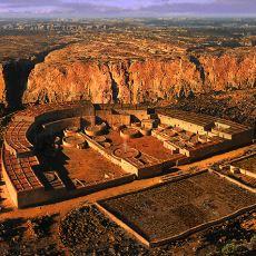 Kızılderili Yerleşkesi Pueblo Bonito'nun Astrolojik Yapısının Bir Sonucu Olan Kelime: Koyaanisqatsi