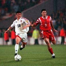 1996 Avrupa Şampiyonası'nda Alpay Özalan'a Fair Play Ödülü Getiren Unutulmaz Maç