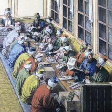 Osmanlı Döneminde Okullarda Verilen Başarı Belgeleri