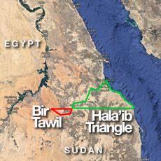 Mısır'la Sudan Arasında Hiçbir Devlete Ait Olmayan Tuhaf Bölge: Bir Tavil