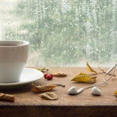 İçinde Geçen Yağmur Sesiyle İnsanı Benzersiz Bir Huzura Kavuşturan Şarkılar