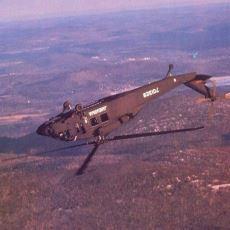 Takla Atarken Fotoğrafı Bulunan Jandarma Helikopteri Sikorsky S-70'in Hikayesi