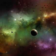 Evrenin Büyüklüğünü Daha İyi Kavramanız İçin Gezegenlerin İnanılmaz Büyüklüklerini Ortaya Çıkaran Ölçeklendirme