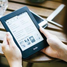 İstediği Kitabı Zahmet Etmeden Okumak İsteyenler İçin Mükemmel İcat: Amazon Kindle
