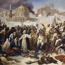Kudüs'ü Ele Geçirme Amacına Ulaşan Tek Sefer: 1. Haçlı Seferi