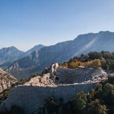 Asya Seferi Sırasında Büyük İskender'in Kuşatıp da Alamadığı İki Şehirden Biri: Termessos
