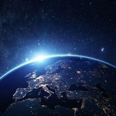 Ülkelerin Gece Işıklarının İnsanlığa Dair Verdiği Bazı Fikirler