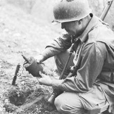 Almanya'nın I. Dünya Savaşı'nda Geliştirdiği Ünlü Mayın Çeşidi: S-Mayını (S-Mine)