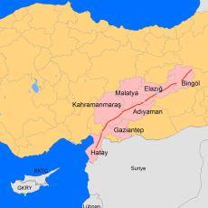 Elazığ Depremi'yle Uyanan Doğu Anadolu Fay Hattı'na Dair Bilinmesi Gerekenler