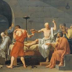 Dünyaca Ünlü Sokrates'in Ölümü Tablosu Bize Ne Anlatıyor?