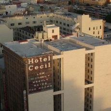 Birçok Cinayete ve İntihara Ev Sahipliği Yapan Ürkütücü Tesis: Hotel Cecil