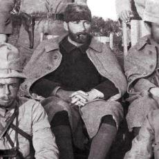 Mustafa Kemal Atatürk'ün Sakallı Halleri