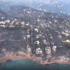 Atina'da Yaşayan Birinin Gözünden: Yangının ve Yunan Halkının Son Durumu
