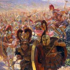 Sayıca Az Yunanların, Persleri Ağır Yenilgiye Uğrattığı Efsane Maraton Savaşı