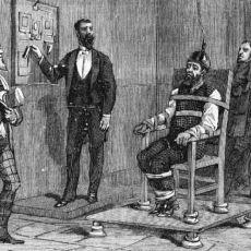 Elektrikli Sandalye ile Ölüme Mahkum Edilmiş İlk İnsan: William Kemmler
