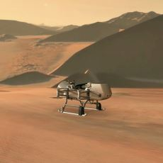 Satürn'ün Dünya Benzeri Uydusu Titan'a Gönderilecek Olan Dragonfly'ın Özellikleri