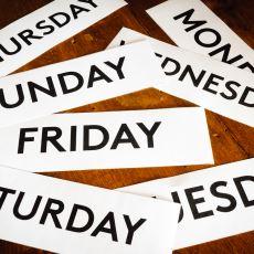Bir Hafta Neden Yedi Günden Oluşmaktadır?