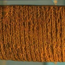 Milattan Önce Yazılan Dünyanın İlk Aşk Mektubu
