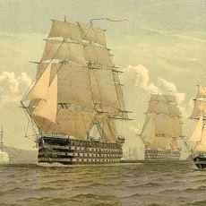 Buharlı ve Zırhlı Gemilerden Önce Denizlerdeki En Güçlü Gemilerden Biri: Ship of the Line