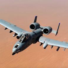 """Kullanan Bir Askerin İfadesiyle """"Uçma Görevi Almış Bir Silah"""": A-10 Thunderbolt Savaş Uçağı"""