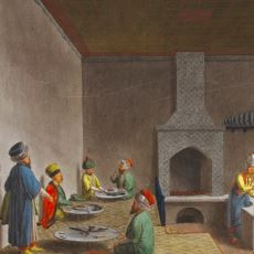 Osmanlı Saray Mutfağındaki Birçoğuna Şaşıracağınız Yemek Alışkanlıkları