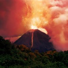 Dünya'daki İnsan Sayısını 10 Bine Düşürerek Evrimi Tıkayan Volkanik Patlama: Toba Faciası