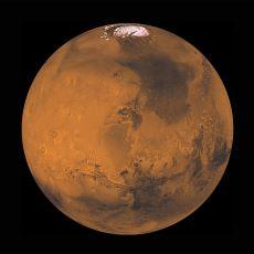 İleride Yaşam Hayalleri Kurduğumuz Kızıl Gezegen Mars'ın Özellikleri