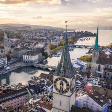 Avrupa'nın En Pahalı Şehirlerinden Zürih'e Gidecekler İçin Faydalı Bir Gezi Rehberi