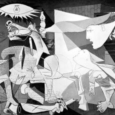 Picasso'nun En Ünlü Tablolarından Guernica'nın Altında Yatan Gizli Anlamlar