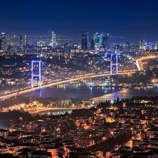 Bir Şehrin Gelişmişlik Göstergesi Olarak Gece Işıkları