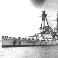 Alman İmparatorluk Donanması'nın En Ünlü Savaş Kruvazörü: SMS Derfflinger