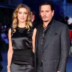 Johnny Depp'in Amber Heard'e Şiddet Uyguladığı İddiasının Asılsız Çıkması