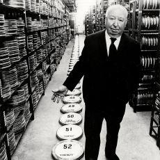 Gerilim Filmlerinin Babası Alfred Hitchcock'ın Hayat Hikayesi