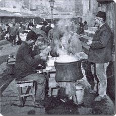 Fast Food Kültürünün Osmanlı'nın Son Dönemlerinde Yaygınlaşma Hikayesi