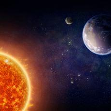 Dünya, Güneş'e 1 Milimetre Daha Yakın Olsaydı Yanar mıydık?