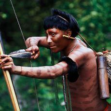 Amazon Ormanları'nda Yaşayan Dünyanın En İlkel Kabilesi: Yanomami