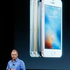 Apple, Yeni Telefonu iPhone SE'yi Tanıttı