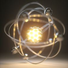 Protonların, Ölü Bir Yıldızın Merkezindeki Basıncın Tam 10 Katı Basınca Sahip Olması