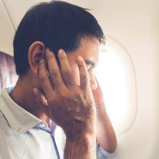 Uçak Yolculuğu Sonrası Başlayan Kulak Ağrısına Yardımcı Olabilecek Çözüm Önerileri