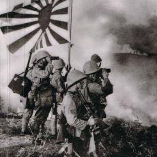 Japonların II. Dünya Savaşı'nda Uyguladığı Süngü Savaşı Taktiği: Banzai Saldırısı