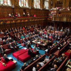 İngiliz Parlamentosunda Halkın Seçemediği Tek Organ: Lordlar Kamarası