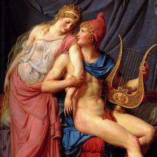 Truva Savaşı'nın Arka Planındaki Mitolojik Aşk Hikayesi: Paris & Helen