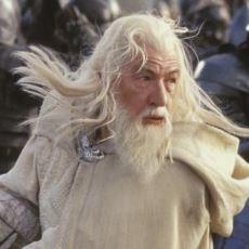 Gandalf'ın Abartılmış Bir Büyücü Olması