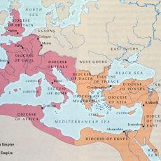 Roma İmparatorluğu Doğu ve Batı Olarak Neden İkiye Ayrıldı?