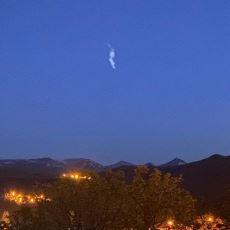 Trabzon, Artvin ve Ardahan Gibi İllerden Paylaşılan Meteor Videoları