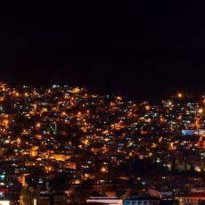 Gece Uzaktaki Işıklar Neden Yanıp Sönüyormuş Gibi Görünür?